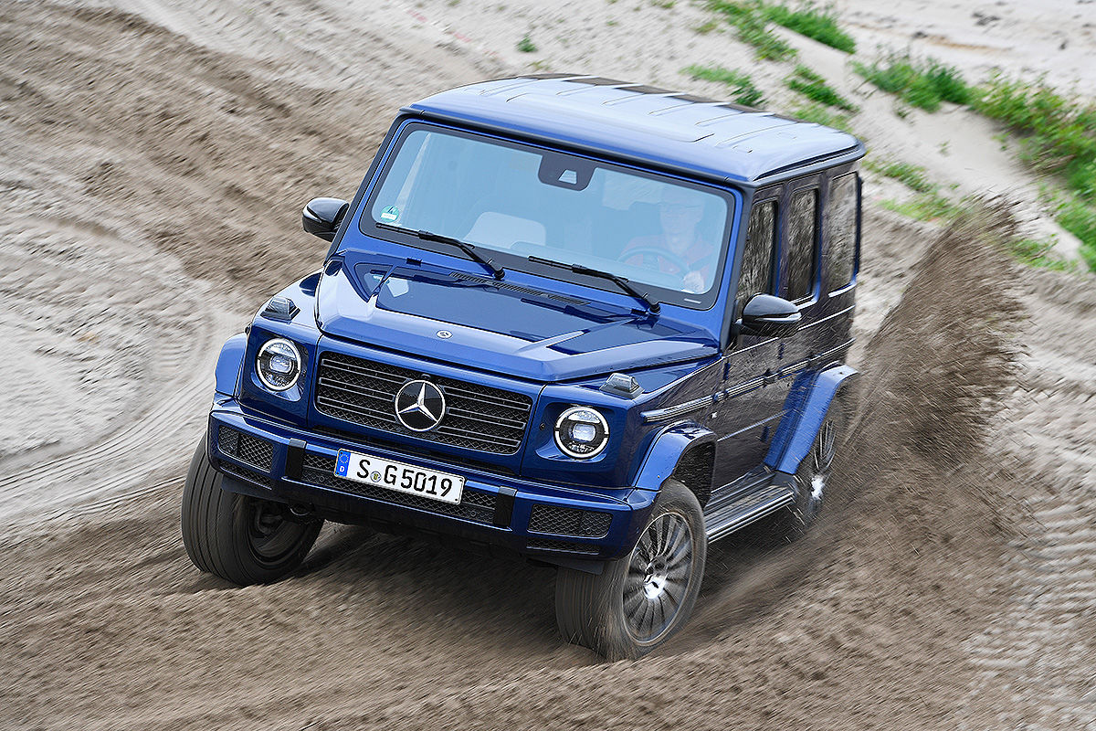 Mercedes-AMG V8 Biturbo 4 0 (2018): The technology behind
