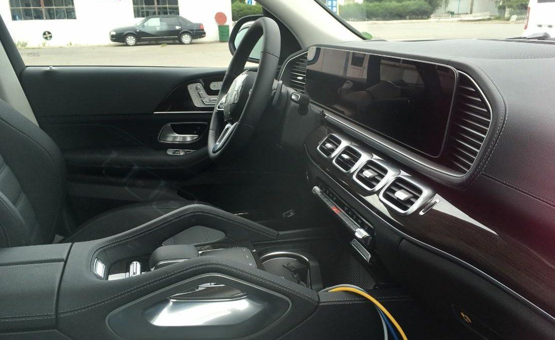 All-new 2019 Mercedes GLE interior fully revealed