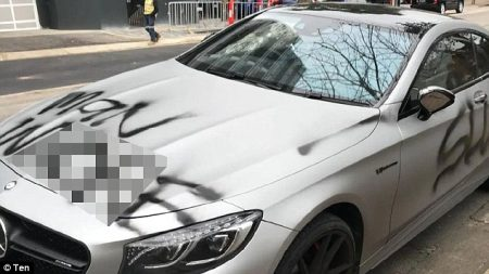Mercedes-AMG S63 Coupe cheater