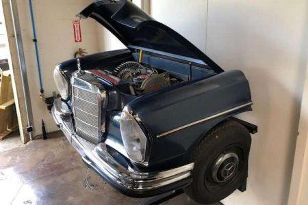 Mercedes-Benz 220SE Jukebox