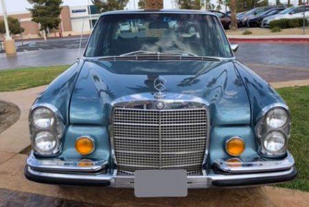Mercedes-Benz 280 SEL Elvis Presley (1)