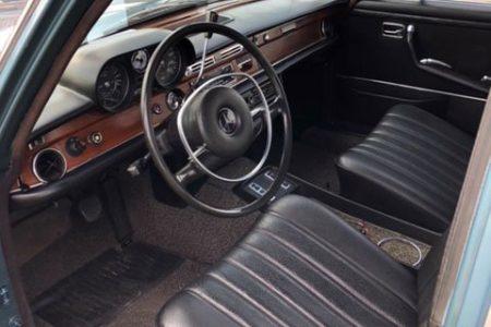 Mercedes-Benz 280 SEL Elvis Presley (4)
