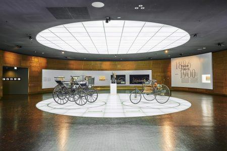 Mercedes-Benz Museum M1