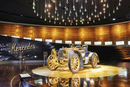 Mercedes-Benz Museum M2 Simplex 40