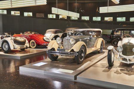 Mercedes-Benz Museum M3 -Typ SS 1930