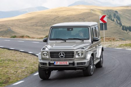 Test drive Mercedes-Benz G 500 (2)