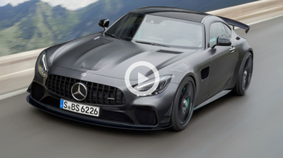 Mercedes-AMG GT Black Series coming in 2020 after all