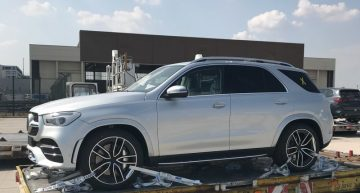Final countdown: All-new Mercedes-Benz GLE caught with virtually no camo