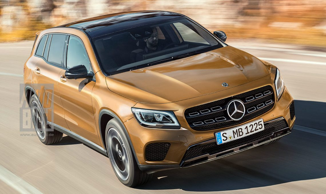 2019 Mercedes GLB: Latest info and spy pictures are here