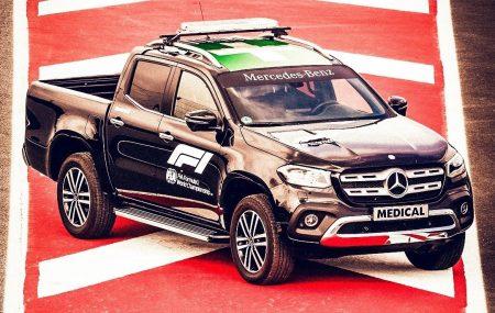 Formula 1 Mercedes-Benz X-Class