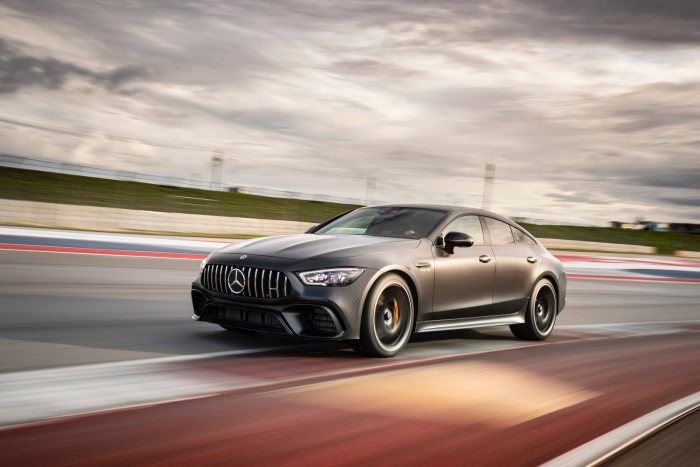 Mercedes-AMG GT 4-door Coupe (21)