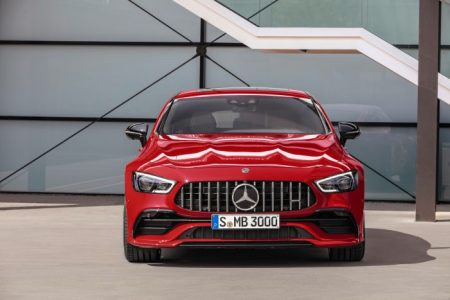 Mercedes-AMG GT 4-Door Coupé,