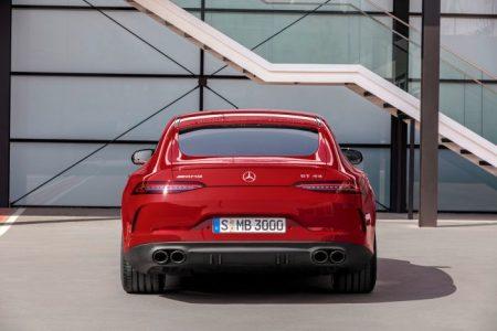 Mercedes-AMG GT 4-Door Coupé,
