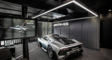 OFFICIAL – Mercedes-AMG ONE is the production name of the hypercar