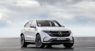 First trailer of the new Mercedes-Benz EQC. A new electromobility era begins!