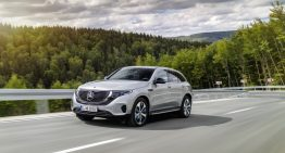LIVE from Stockholm: world premiere Mercedes EQC