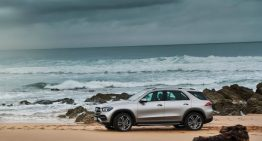 The new Mercedes-Benz GLE – first trailer plus new photos