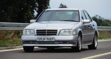 25th Anniversary of the first shared project between Mercedes-Benz and AMG