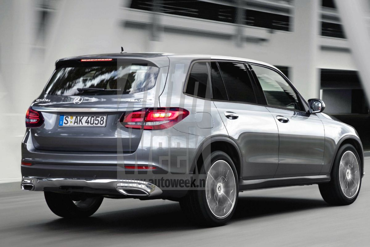 2019 Mercedes Glb Latest Info And Spy Pictures Are Here Mercedesblog