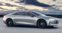 Mercedes-Benz EQ S to spearhead €10 billion electric model range