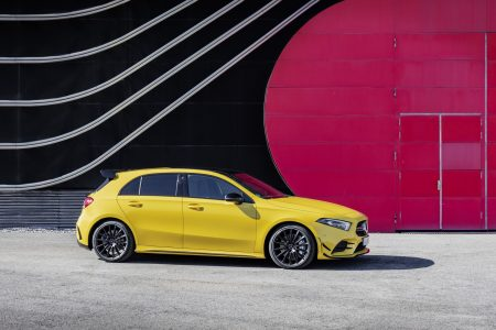 new Mercedes-AMG A 35 4MATIC