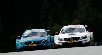 The swan-song. Mercedes-AMG Motorsport says goodbye to DTM. One more race left