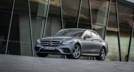 Mercedes-Benz E 300 e and E 300 de – And so the electrification charge begins