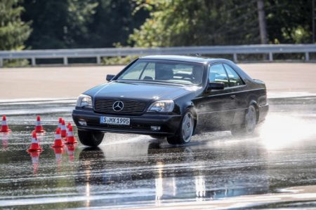 Mercedes-Benz Safety Systems