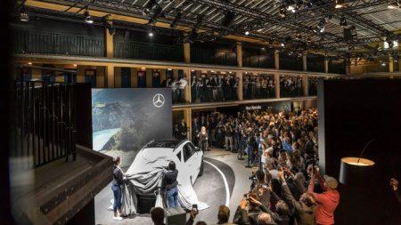 Paris Motor Show (20) GLE