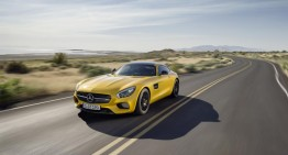 A New Star Is Born: AMG-GT