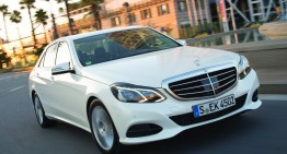 Drive test E Class: The most comprehensive facelift in history