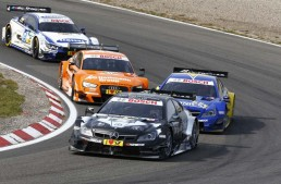 An insane Zandvoort race track lap