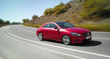 First review Mercedes CLA: A Class of Its Own