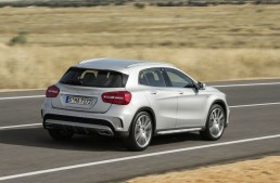 First review GLA 45 AMG: A Super GTI