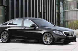 Better than an S 65 AMG: the IMSA works on the sporty S 63 AMG