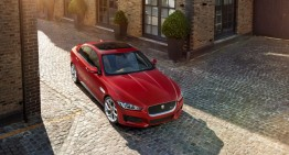 Jaguar XE: a new rival for Mercedes C-Class