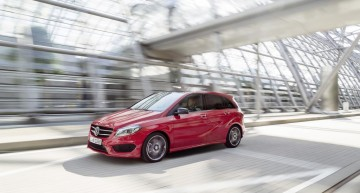 Major facelift for B-Class