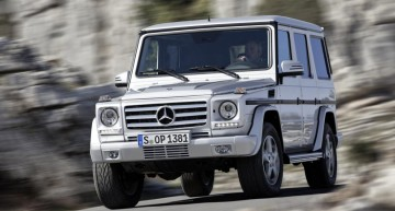 A Completely New G-Class in 2016