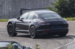 Second generation Panamera already testing (CLS nervs?…)