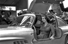 Famous owners of iconic Mercedes-Benz 300 SL