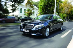 Test drive Mercedes-Benz E 250 CDI 4Matic: Incarnated Rigor