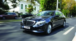 Test drive E 250 CDI 4Matic: Incarnated Rigor