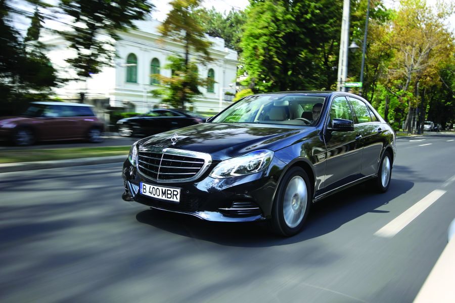 Test drive E 250 CDI 4Matic: Incarnated Rigor - MercedesBlog