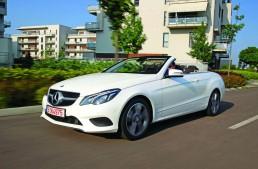 Test drive Mercedes-Benz E 250 CDI Cabriolet: Zen