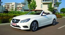Test drive E 250 CDI Cabrio: Zen