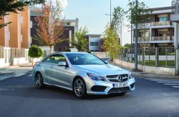 Test drive Mercedes-Benz E 350 CDI Coupe: Ideal Proportions