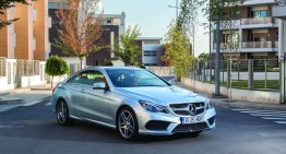 Test drive E 350 CDI Coupe: Ideal Proportions
