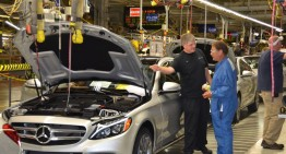 The new C-Class will expand the Tuscaloosa Plant capacities