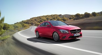 More attractive features for CLA, model year 2015