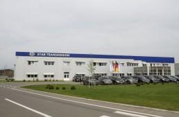 Mercedes will open the new 9-speed gearbox factory at Sebeş, Romania on April 4